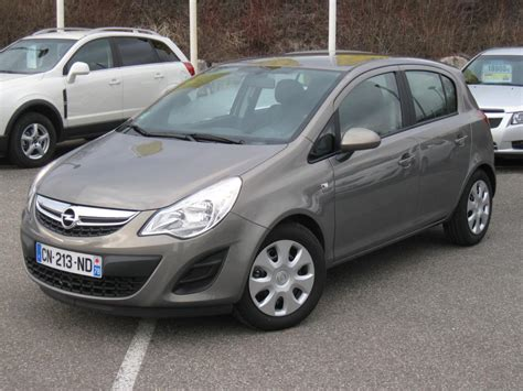 opel corsa occasion diesel pas cher