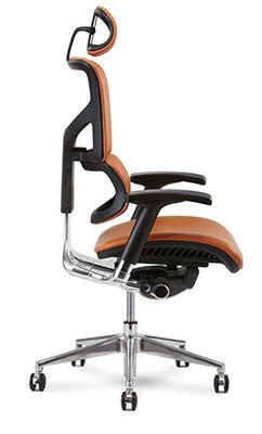 chair  leather executive chair review side officechairistcom
