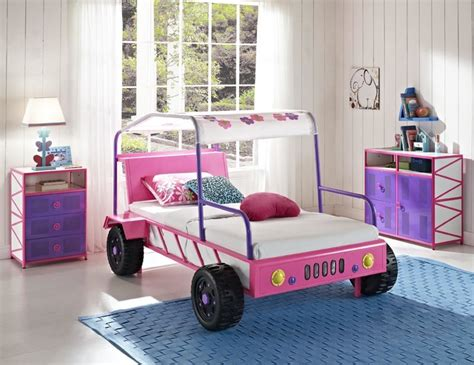 pink jeep bed girls pink jeep buggy bed modern kids beds los