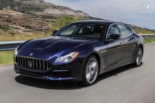 Maserati Quattro Porte Maserati Quattroporte 2016 Review Motoring Au