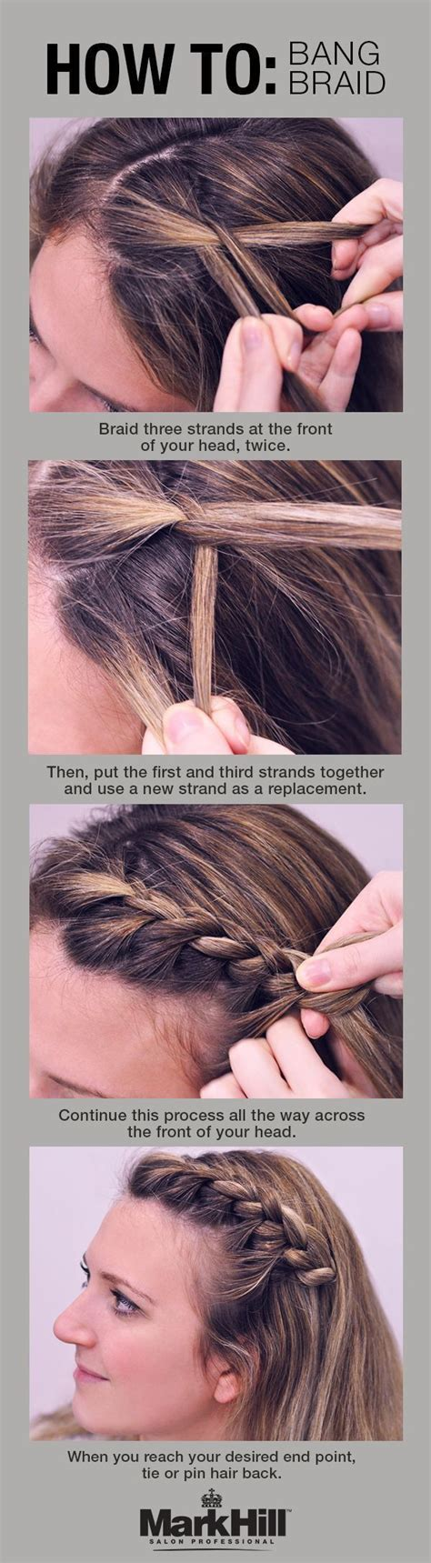 hairstyles to put your bangs back 10 easy hairstyles for bangs to get them out of your face