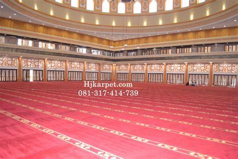 Karpet Masjid Standar karpet masjid di cianjur hjkarpet karpet masjid