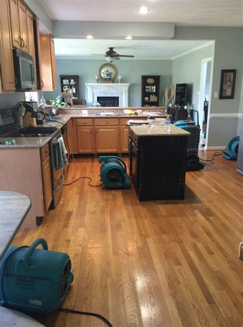 Dishwasher Flooded Floor - waking up to a flooded kitchen familyroom sand and sisal