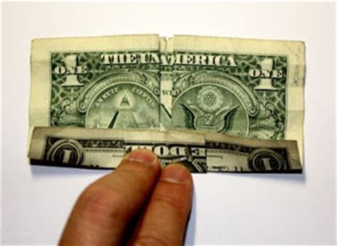 Origami Dollar Bill Bow Tie - origami n stuff 4 origami dollar bill bow tie