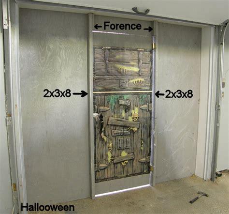 porte d entr 233 e de garage maison hant 233 e secret