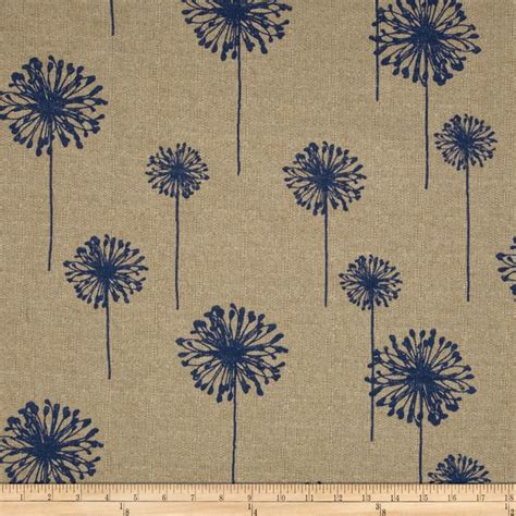 dandelion print curtains object moved