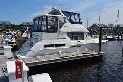 boats for sale st james nc 1997 carver 355 motor yacht power boat for sale www
