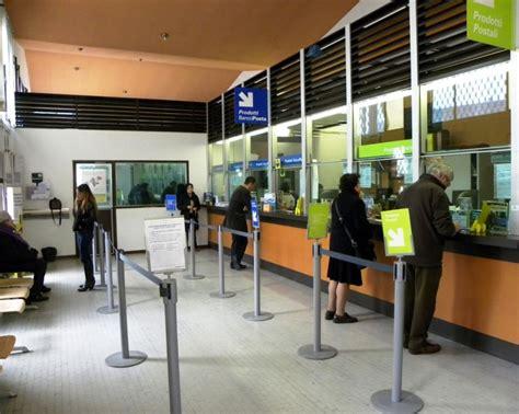 uffici postali aperti pomeriggio dodici uffici postali aperti in citt 224 durante la settimana