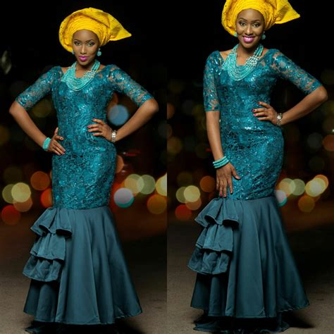 skirt and blouse asheobi 10 most beautiful latest aso ebi styles a million