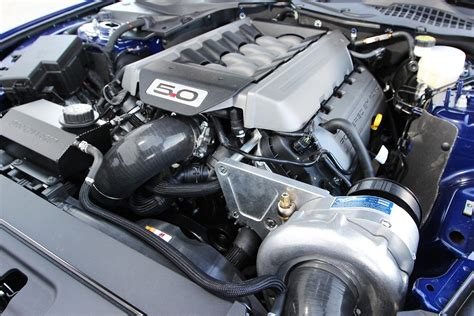 2015 ford mustang supercharger system from procharger