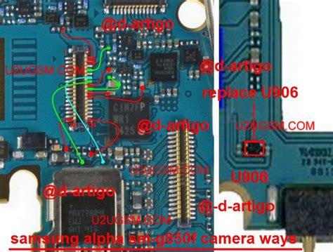 Ic Kamera Samsung samsung galaxy alpha g850f not working problem solution