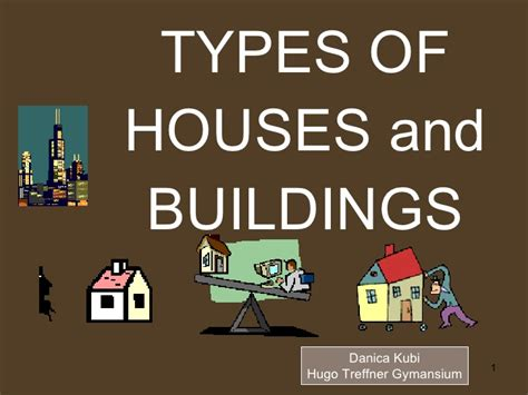 styles of houses types of houses