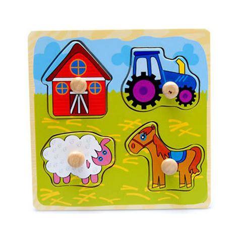 Puzzle Knob Farm mindz in the farm knob puzzle keywest internationale