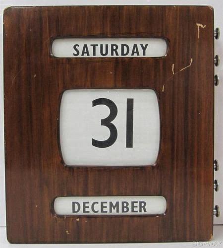 antique perpetual desk calendar 78 best vintage perpetual calendars images on