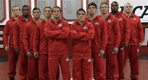 season preview tom ryans ohio state buckeyes   capture schools  ncaa wrestling