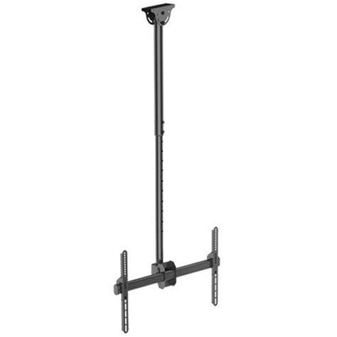 supporti tv soffitto supporto telescopico lungo a soffitto per tv led lcd 37 70