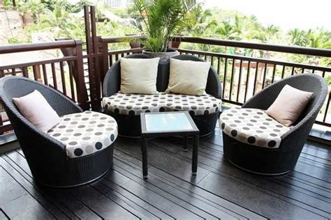 deck furniture layout lesbrand co modern outdoor furniture creating perfect small outdoor