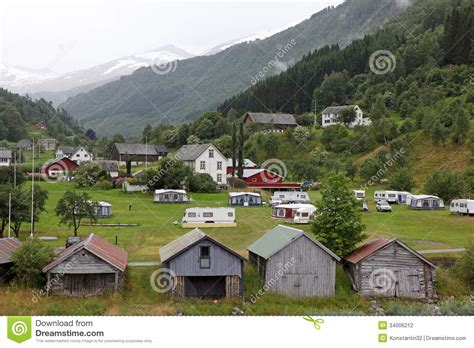 houses in norway rural houses in norway stock photography image 34006212