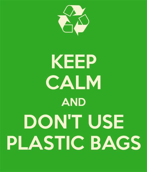 I Dont Use Botox by Keep Calm And Don T Use Plastic Bags Poster Brendan