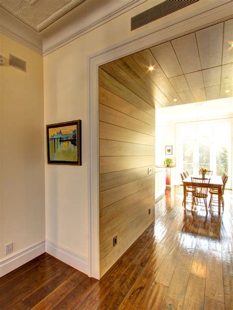 how to make wood paneling look modern interior ideas modern hallway with ideas for wood