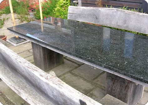 homeofficedecoration outdoor dining table granite