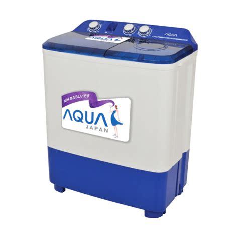 Mesin Cuci Qw 870xt jual aqua qw 770xt mesin cuci 2 tabung harga