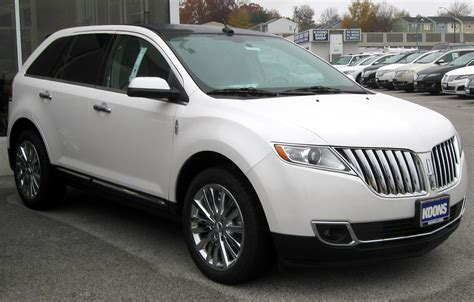 lincoln mtx lincoln mkx information and photos momentcar