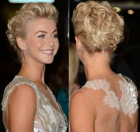 how to curl hair like julianne hough trending