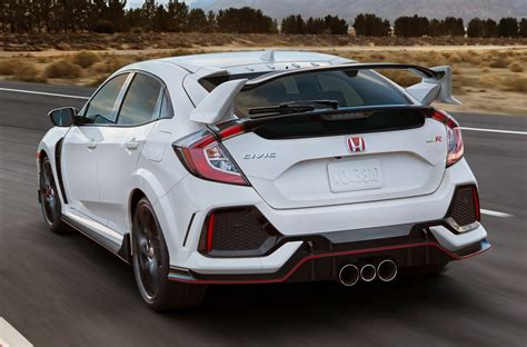 2018 civic type r 7 the fast lane car