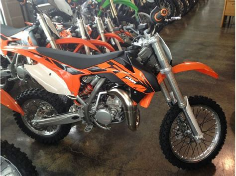 Used Ktm 85 For Sale Buy 2013 Ktm 85 Sx On 2040motos