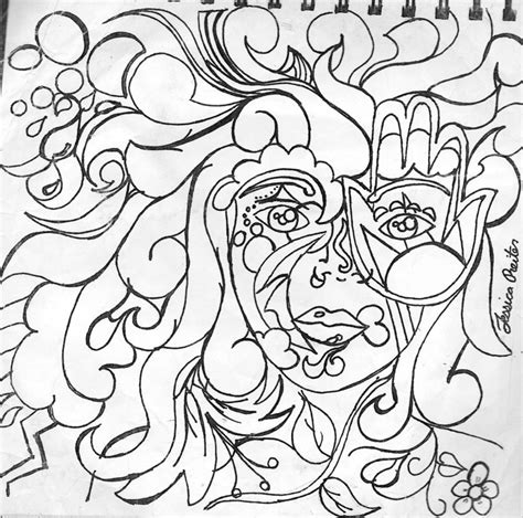 mother nature coloring page mother nature drawings for kids