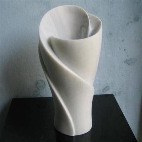 Decorative Flower Vase Bauhinja Marble Vase