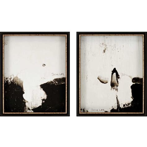 wall art wall art design ideas two separated photos contemporary