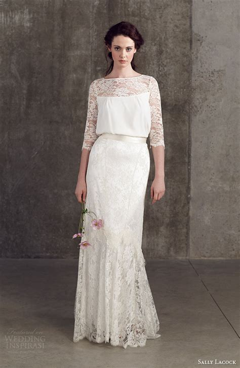 Bridesmaid Dresses Separates Uk - sally lacock 2014 bridal separates collection wedding