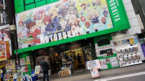 E Anime Store by Let S Visit Japan 8 Great Places To Visit To Satisfy Your