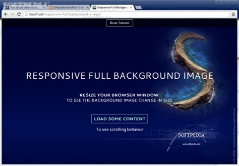 how to make background image responsive responsive background image using css
