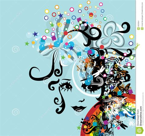abstract the of design creative abstract design stock images image 5833954