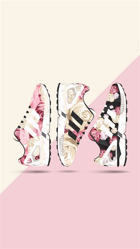 girly adidas wallpaper 1000 images about nike adidas on pinterest