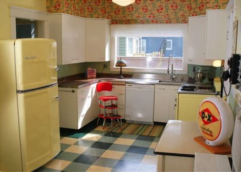 1950s kitchens sweet big chill kitchen looks recipes big chill