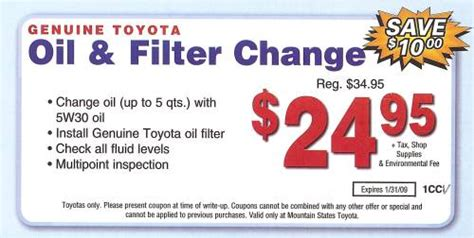Change Coupons Toyota Mountain States Toyota New Toyota Dealership In Denver