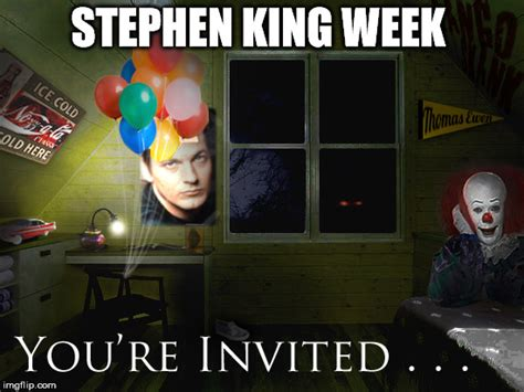 Stephen King Meme - imgflip