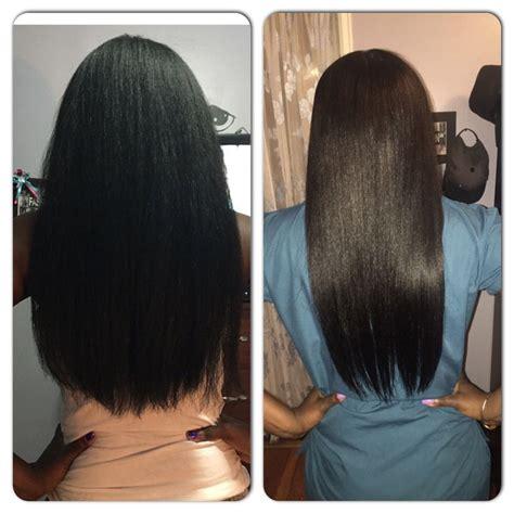 3 months hair growth three months hair growth using the mane choice hair