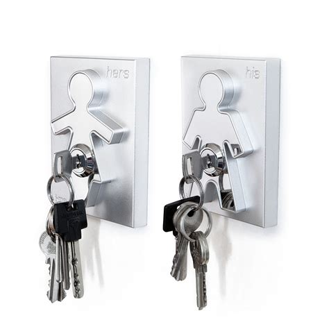 His And Key Holders by His And Hers Key Holders And Key Hooks