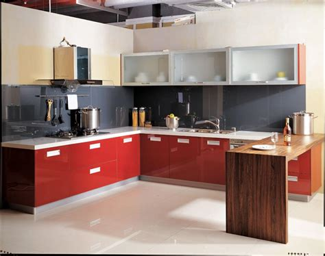 Kitchen Cabinets Inside Design Kitchen Interior Design Kitchen Design I Shape India For
