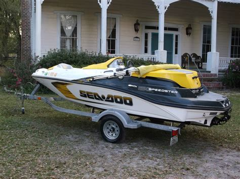 seadoo boat frame seadoo 150 speedster 2008 for sale for 10 000 boats