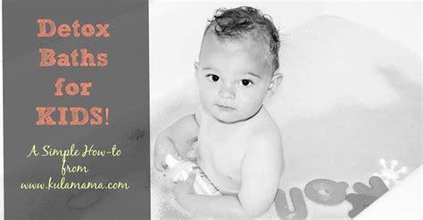 Detox Bath For Infant Eczema by 25 Best Ideas About Detox Bath Recipe On