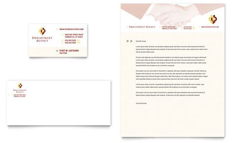 buisness cards for a fair template human resources letterheads templates graphic designs