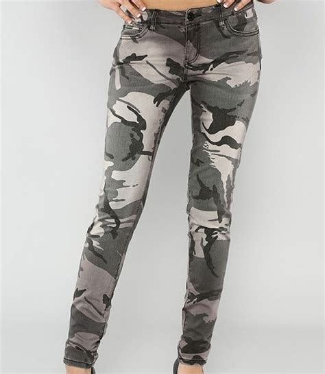 camo pattern skinny jeans gorgeous denim skinny jeans designed with a gray based