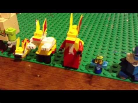 lego lucario tutorial how to make lego pokemon greninja doovi