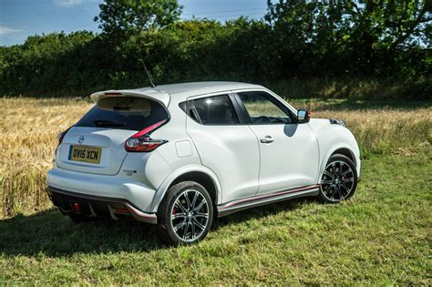 juke nismo rear nissan juke nismo rs review refined carwitter